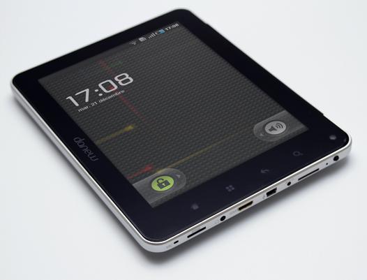 tablette tactile 8 pouces