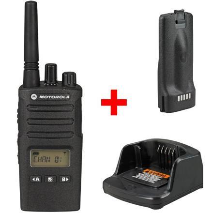 talkie walkie professionnel longue portée motorola