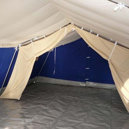 tapis sol tente