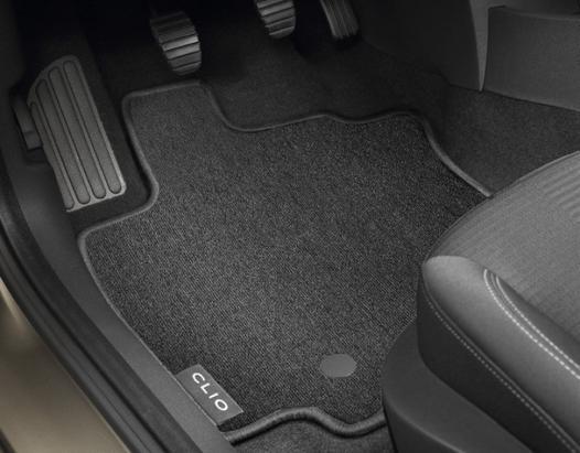 tapis voiture clio 4