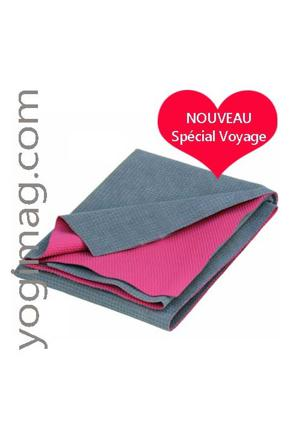 tapis yoga pliant