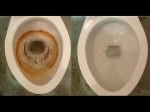 tartre toilette