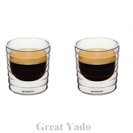 tasse en verre nespresso