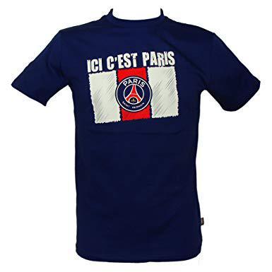 tee shirt ici c est paris