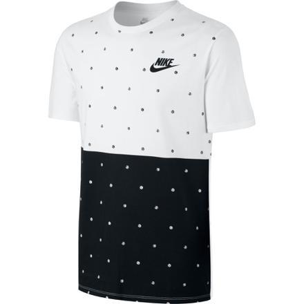 tee shirt nike noir et blanc