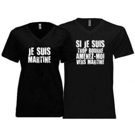 tee shirt pour couple