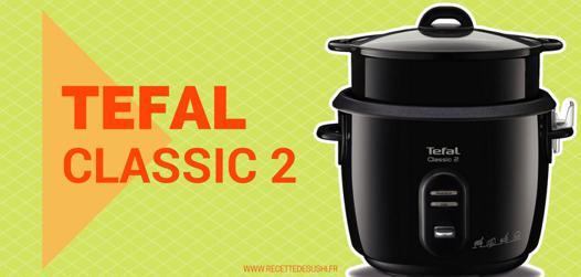 tefal classic 2 cuisson vapeur