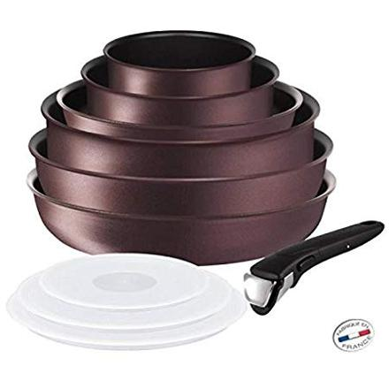 tefal ingenio 5 set 10 pièces induction