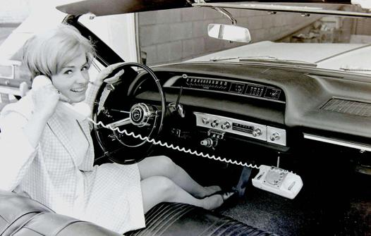 telephone de voiture