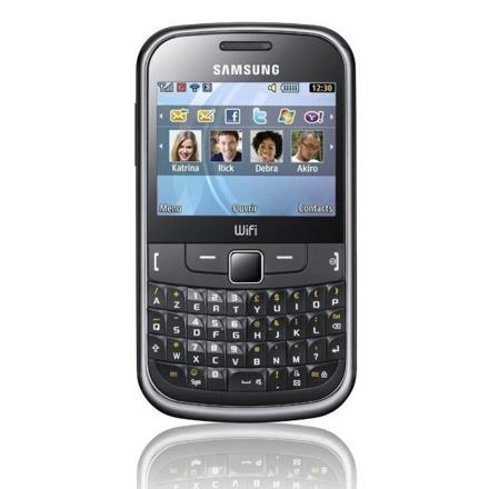 téléphone mobile clavier azerty