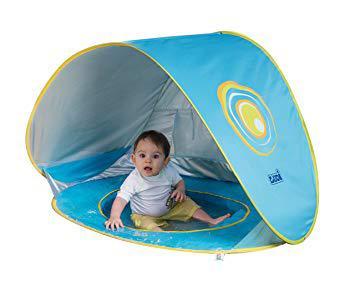 tente de plage bébé