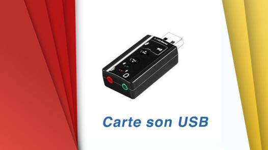 test carte son pc