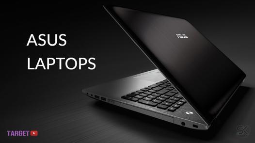 test laptop asus