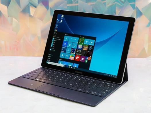 test laptop samsung