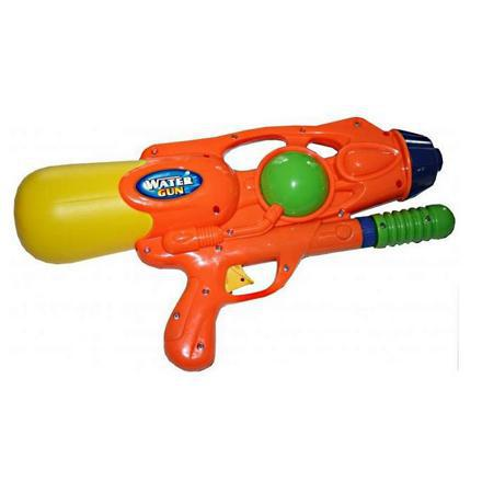 test pistolet a eau