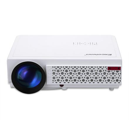 test videoprojecteur led
