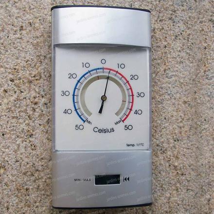 thermomètre d extérieur