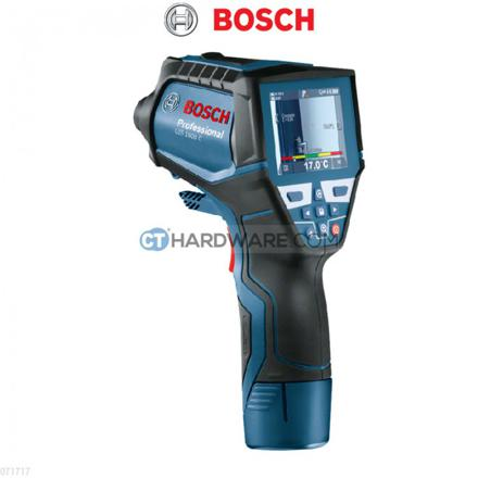 thermometre laser bosch