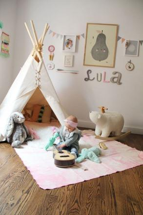 tipi indien chambre