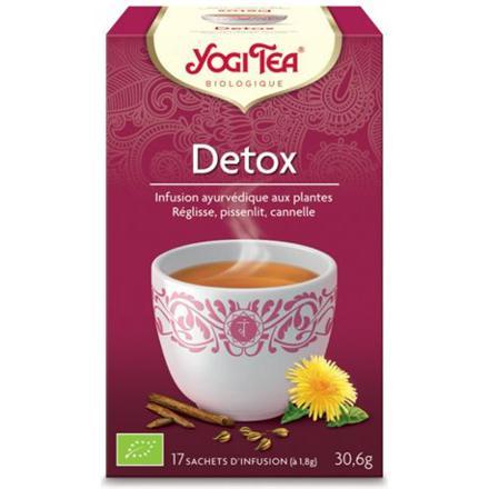 tisane ayurvédique yogi tea