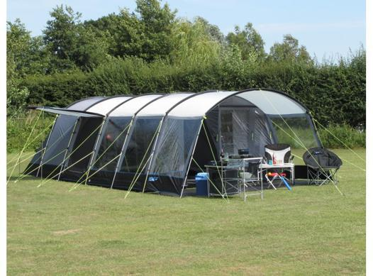 toile de tente 8 personnes