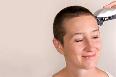 tondeuse cheveux femme