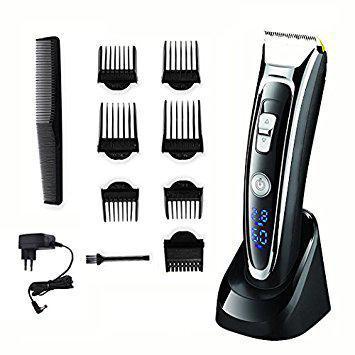 tondeuse cheveux rechargeable et secteur