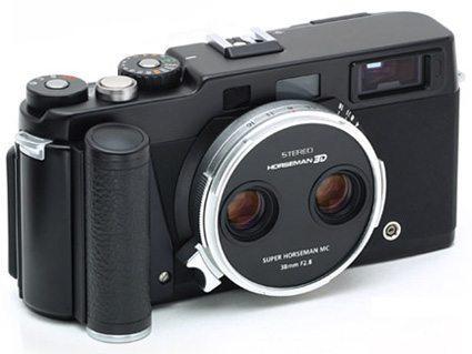 top camera