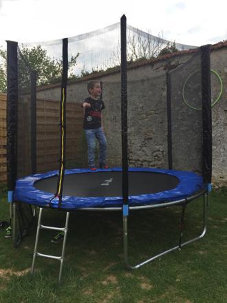 trampoline 245