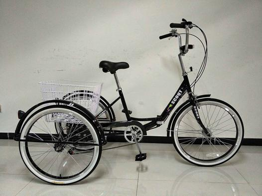 tricycle adulte pas cher