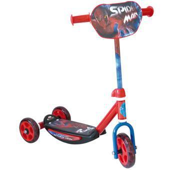 trottinette 3 roues spiderman