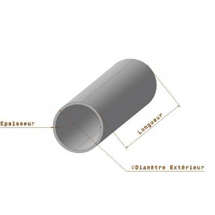 tube rond acier 30 mm
