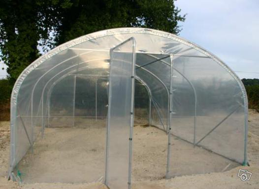 tunnel de jardin
