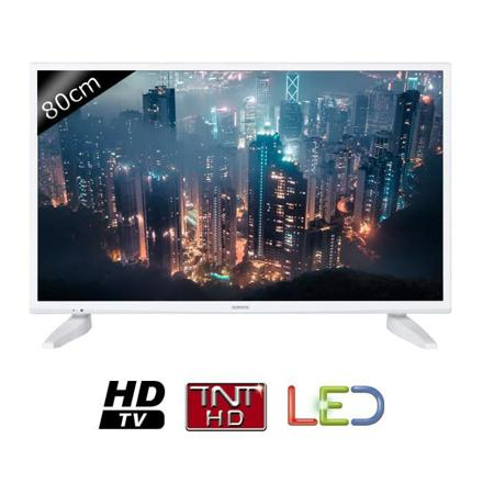 tv blanche 80 cm