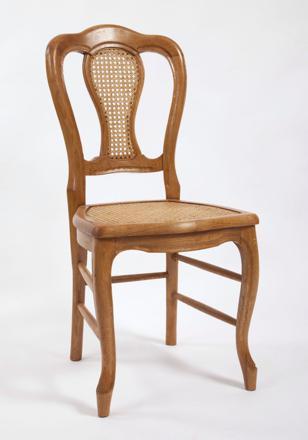 un dossier de chaise