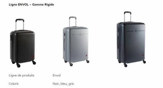 valise cabine 55 35 25