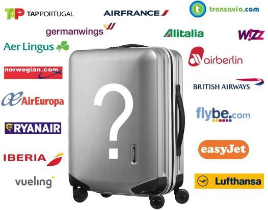 valise cabine 55*35*25