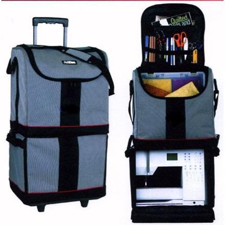 valise de transport pour machine à coudre