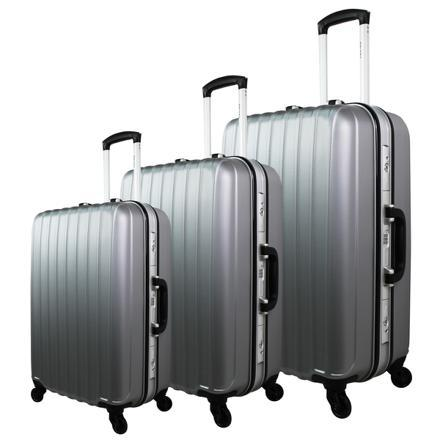valise rigide sans zip