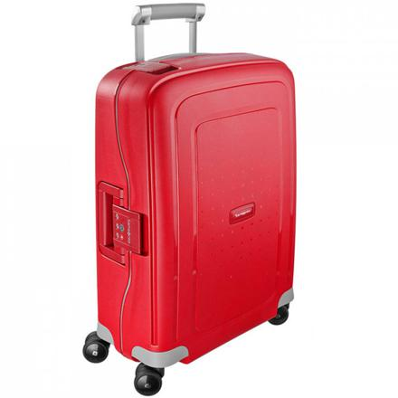 valise samsonite rouge