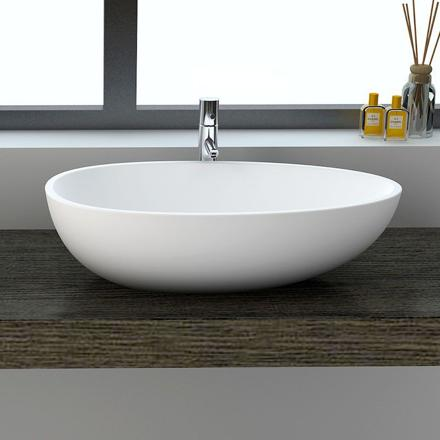 vasque ovale a poser