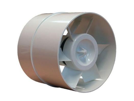 ventilateur extracteur d'air chaud silencieux