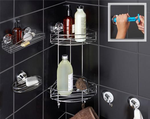 ventouses salle de bain