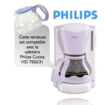 verseuse philips