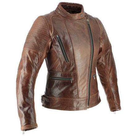 veste cuir moto homme