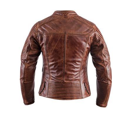 veste cuir moto