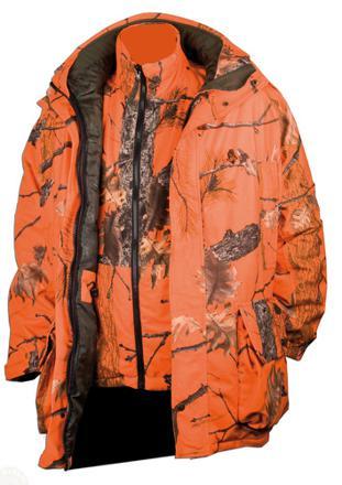 veste de chasse chaude