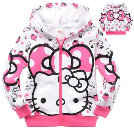 veste hello kitty