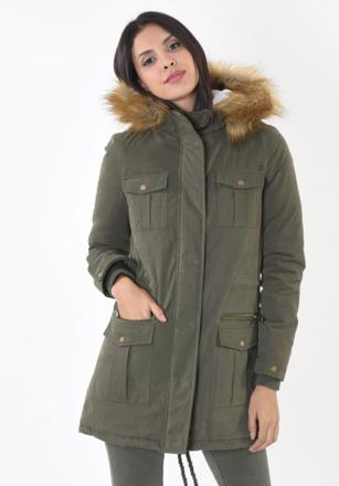 veste kaporal femme kaki