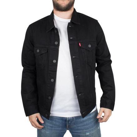 veste levis noir homme